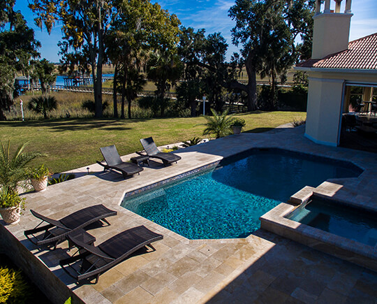 Home Clearwater Pools Patios